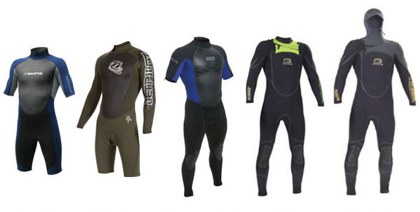 sup wetsuits