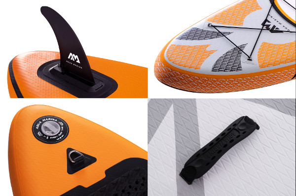 Aqua Marina Magma inflatable SUP Review