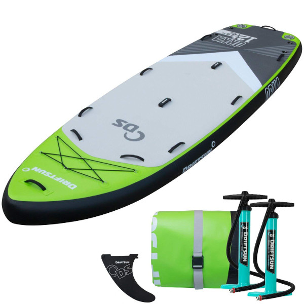 Driftsun Orka 12' inflatable Stand up Paddle Board Review