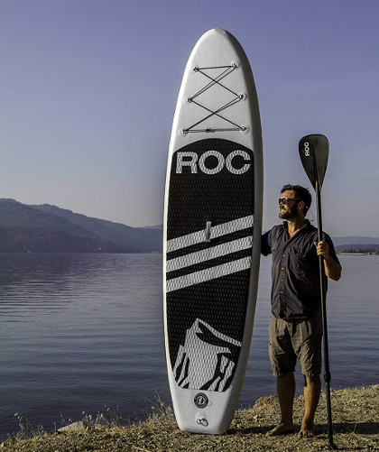 "RoC 10'5"" Inflatable SUP Board Review"