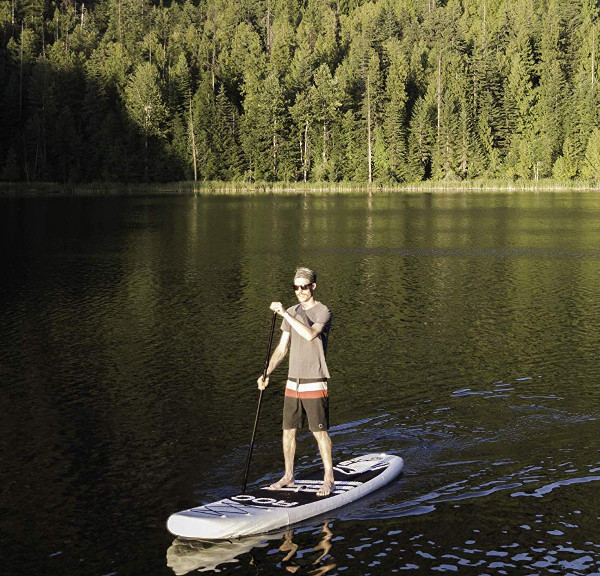 RoC Inflatable SUP board Review