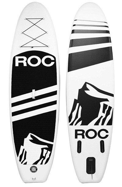 "RoC 10'5"" Inflatable Stand up Paddle Board Review"