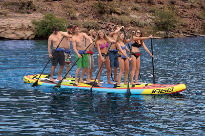 AIRHEAD SUP SUPER SUP 1860 BIG SUP Board