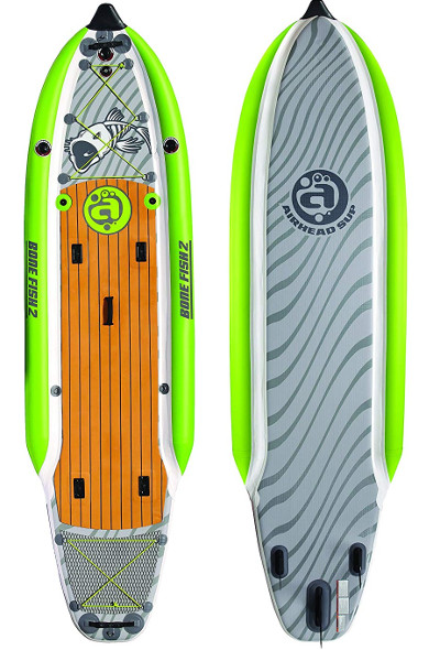 Airhead SUP Bonefish 1138 inflatable paddle board Review