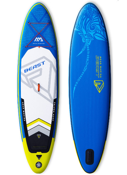 "Aqua Marina Beast 10'6"" Inflatable Paddle Board Review"