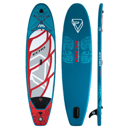 Aqua Marina Echo Inflatable Stand-up Paddle Board Review