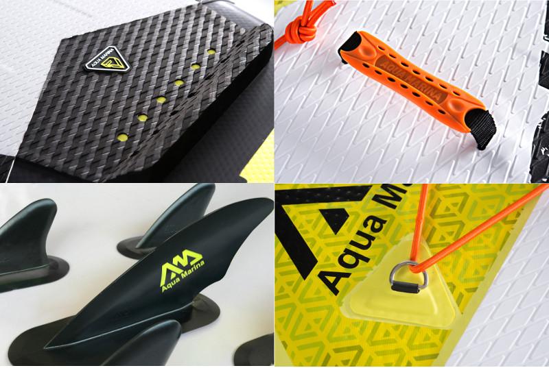 Aqua Marina Rapid Inflatable Paddle Board Review