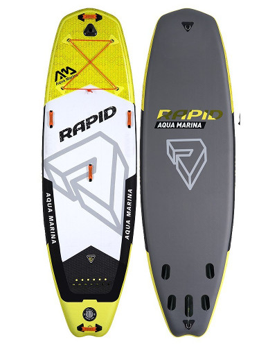 Aqua Marina Rapid Inflatable SUP Board Review