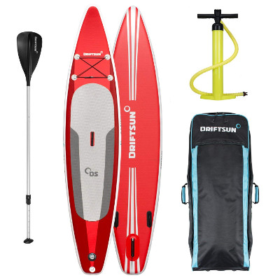"Driftsun 11'8"" Touring Inflatable SUP Board review"