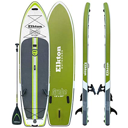 Elkton Outdoors Grebe Giant paddle board