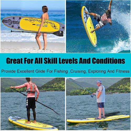 Goplus paddle board