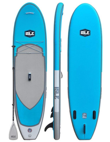 "ISLE 10'6"" All Around inflatable paddle board"