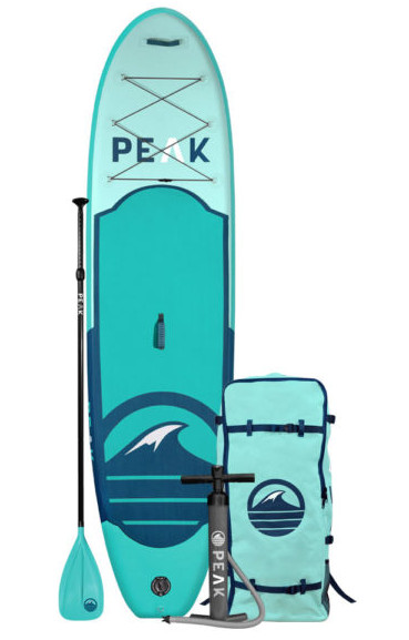 "PEAK 10'6"" All Around inflatable paddle board"