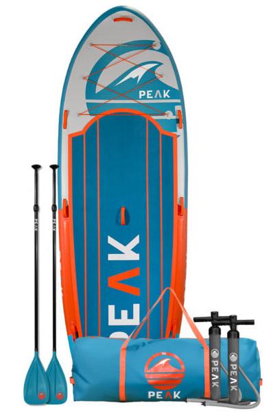 Peak Titan 12' Inflatable Paddle Board Review