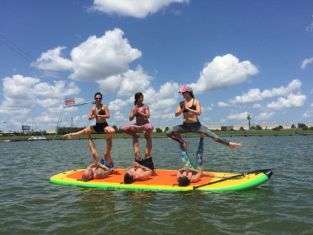 SOL Paddle Boards SOLfiesta Giant inflatable paddle board Review