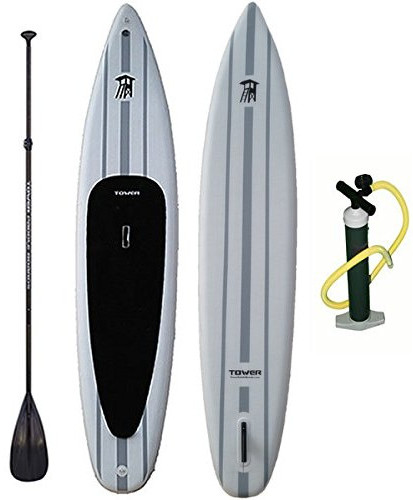 TOWER Xplorer Race Inflatable Stand Up Paddle Board review