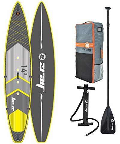 Z-Ray R2 Inflatable Race SUP board review