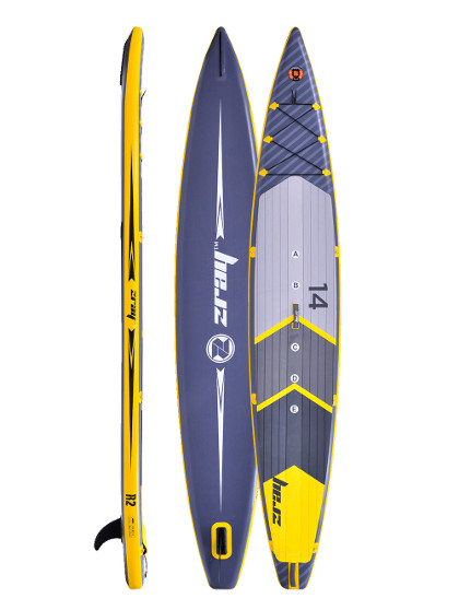 Z-Ray R2 14' Inflatable Stand Up Paddle Board Review