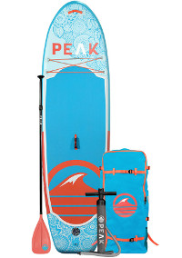 PEAK Yoga Fitness Paddle Board