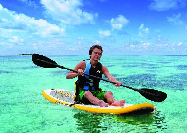 Airhead Napali inflatable Paddle Board Review