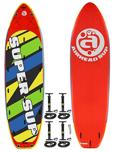 Airhead Super SUP 1860 inflatable paddle board