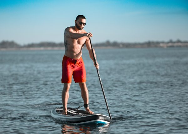 BLACKFIN Model XL inflatable Paddle board - Performance