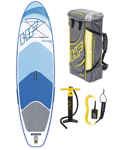 Bestway Hydro-Force Oceana Tech inflatable paddle board