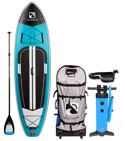 Blackfin Model X Inflatable Paddle Board Review