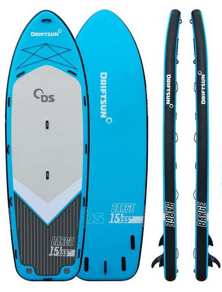 Driftsun Barge inflatable paddle board