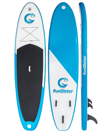 FunWater 11' All Round Paddle Board Review