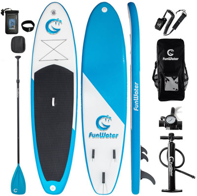FunWater 11' All Round inflatable SUP Review