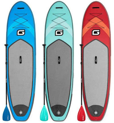 "GILI 10'6"" Inflatable Paddle Board Review"