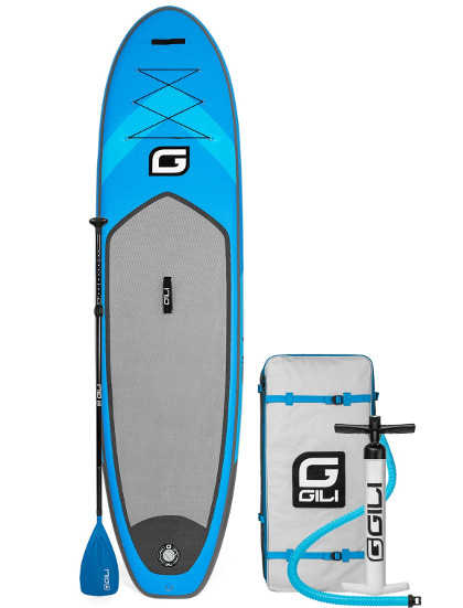 "Gili 10'6"" Inflatable Stand Up Paddle Board"