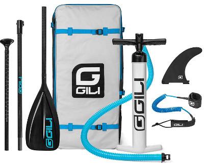 GILI Sports 11' inflatable SUP