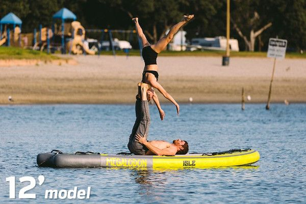 ISLE Megalodon inflatable SUP