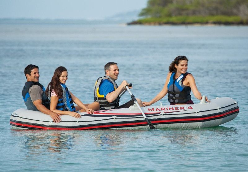 Intex Mariner 4-Person Inflatable Boat