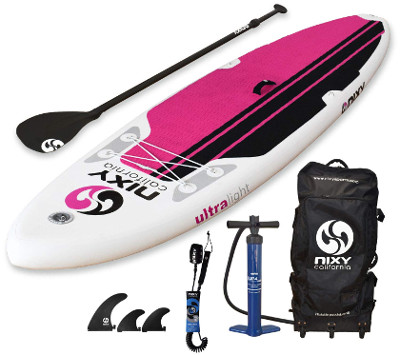 NIXY Newport iSUP - Package