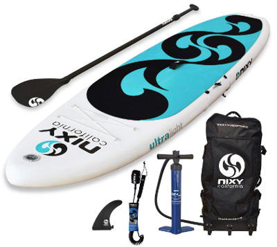 NIXY venice inflatable SUP - Package