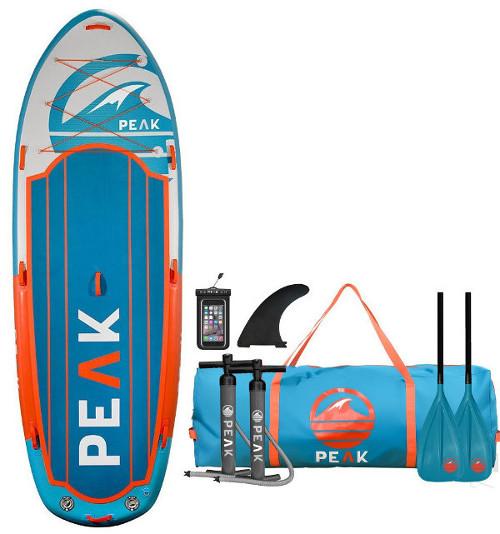 PEAK Titan inflatable SUP board