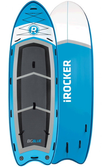 iROCKER BIG BLUE inflatable SUP