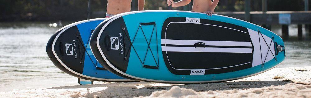 iRocker Blackfin Model X inflatable SUP board