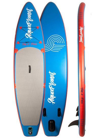 "Aquaplanet 10'6"" Pace iSUP Review"