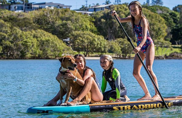 Board Culture Stradbroke inflatable SUP Review