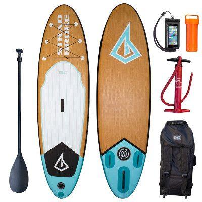 Board Culture Stradbroke inflatable paddle board