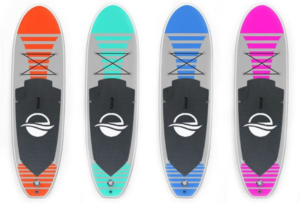 SereneLife Premium Inflatable Paddle Board