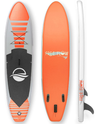 SereneLife Premium Inflatable SUP