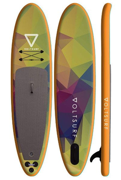 VOLTSURF Rover all-round inflatable Paddle Board