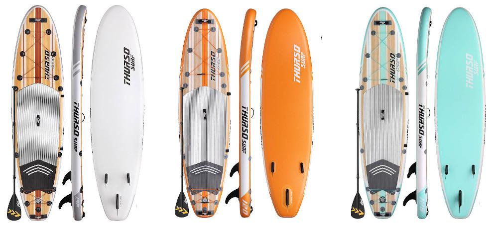 thurso surf waterwalker review