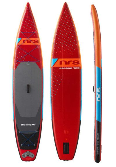 NRS Escape Inflatable SUP Boards Review