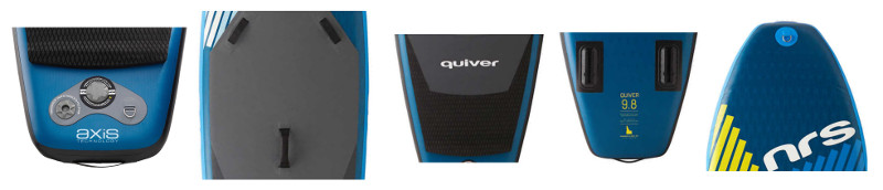 NRS Quiver - Features